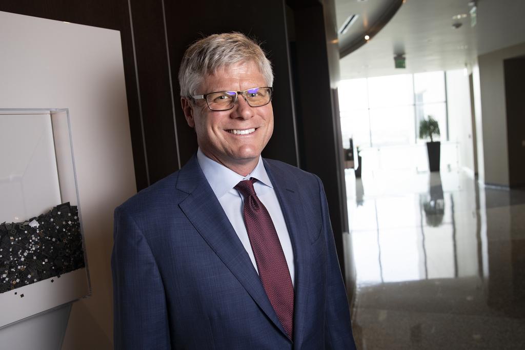 Alumnus Steve Mollenkopf honored with 2019 University Distinguished Achievement Award