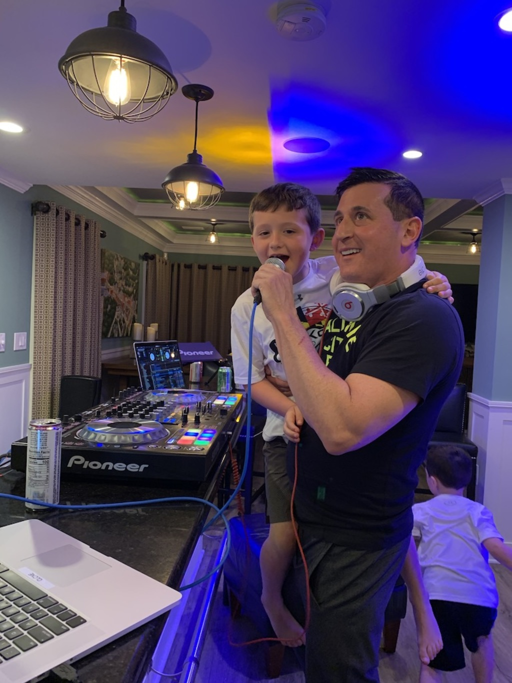 DJ Chris Kopec '00 gives back with virtual dance party