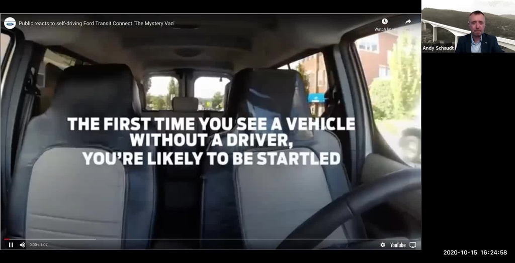 Tech on Tap: Self-driving cars and the future of transportation