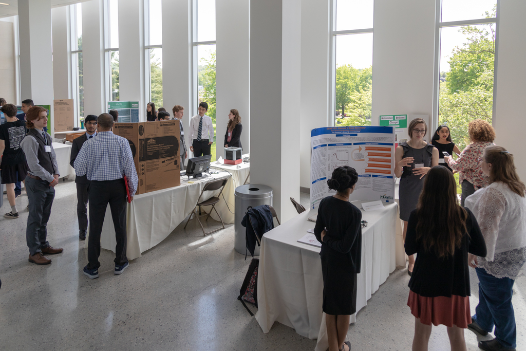 7th annual ICAT Creativity + Innovation Day celebrates science, engineering, arts, and design