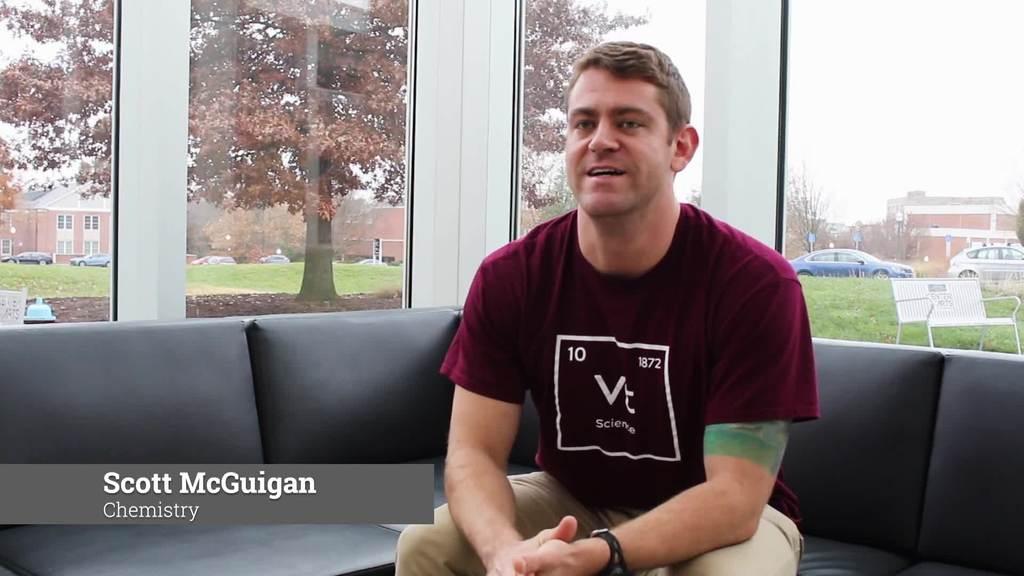 What's your science? - Scott McGuigan
