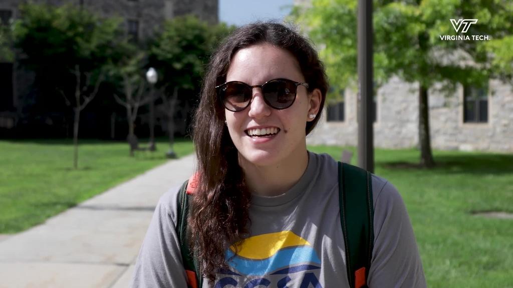 International students arrive in Blacksburg for fall 2018 semester