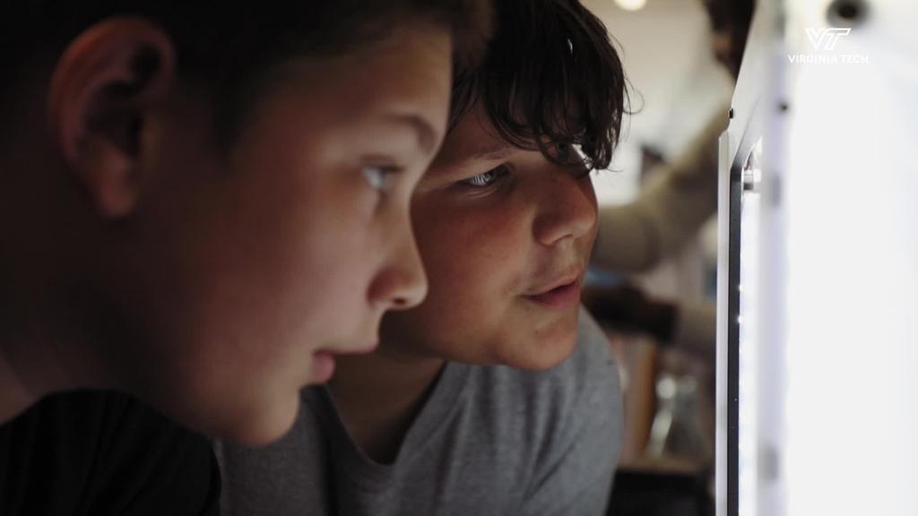 VT PEERS is rerouting engineering pathways to reach kids in rural Appalachia