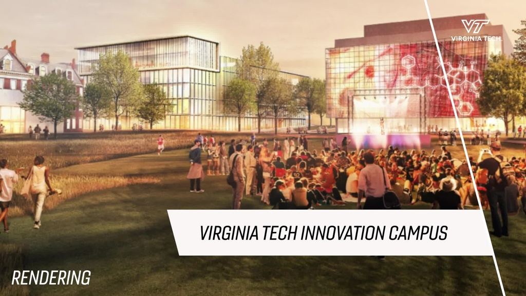 A conversation with President Tim Sands on the Innovation Campus