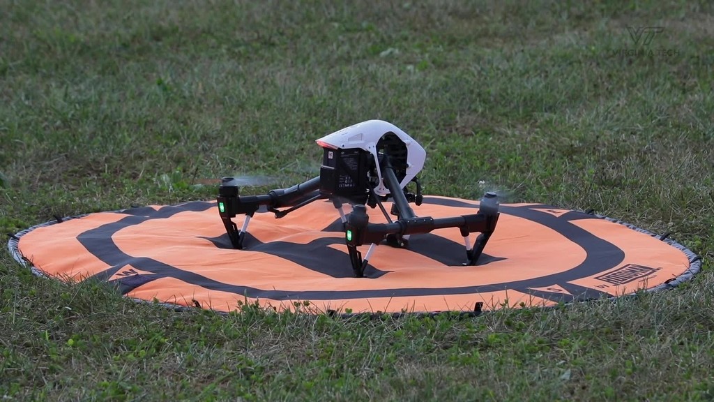 Honors College students visit Drone Park to learn about drone deliveries, technology