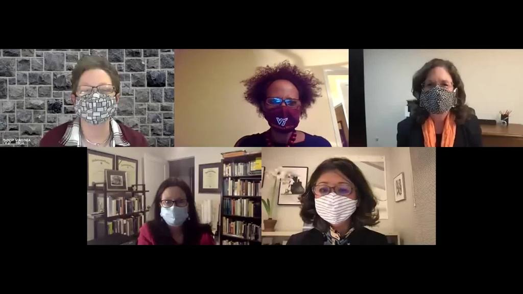 HokieTalks: Experiential learning and student success