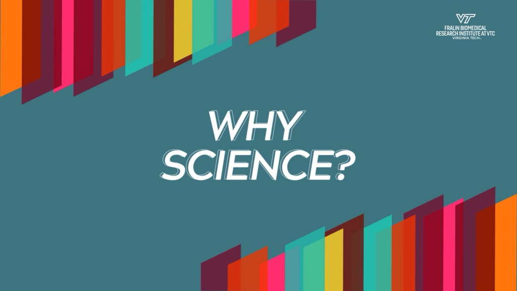 We asked our faculty: Why did you become a health scientist?