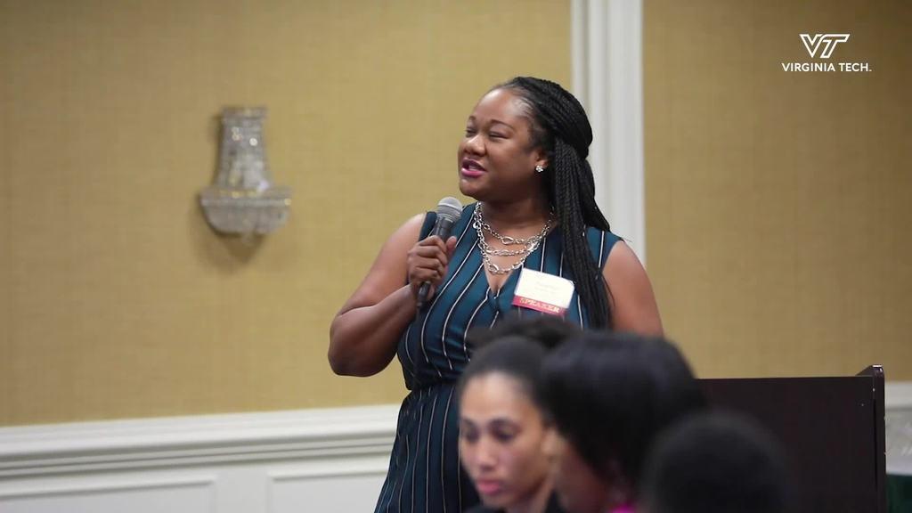 Black alumni gather for summit in Arlington