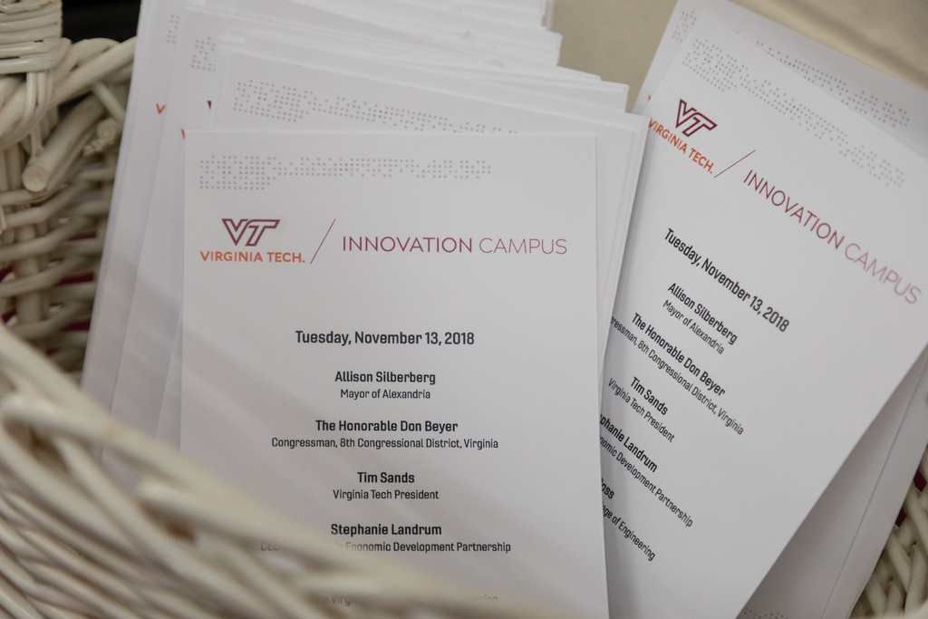 Virginia Tech, City of Alexandria members react to Innovation Campus and Amazon