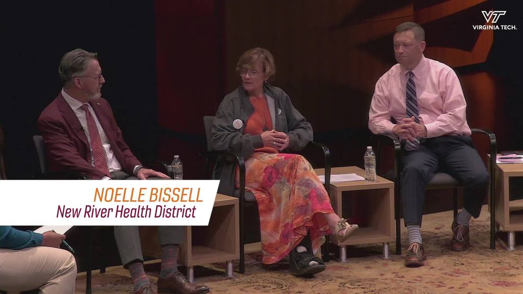 June 15 Town Hall: Noelle Bissell on possible link between Covid vaccine and myocarditis