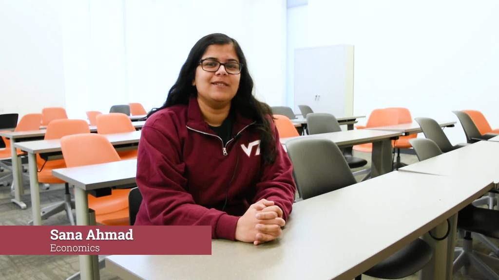 What's your science? - Sana Ahmad