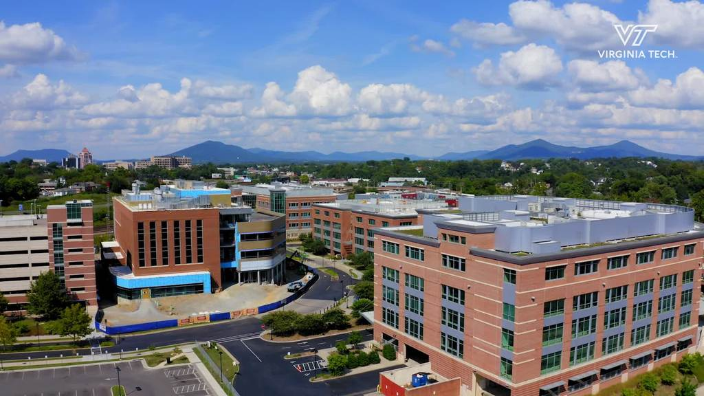 Fralin Biomedical Research Institute expansion melds world-class research and sustainable architecture
