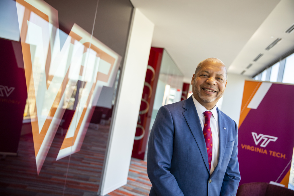 Virginia Tech selects Lance Collins to lead Innovation Campus