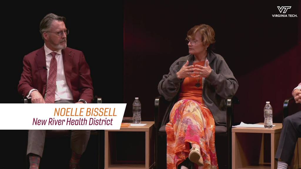 June 15 Town Hall: Noelle Bissell on time-frame for getting Covid vaccination