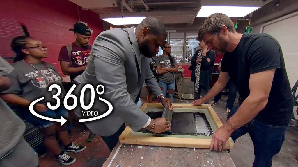 360 Video - Black College Institute enriches the 'cream of the crop'