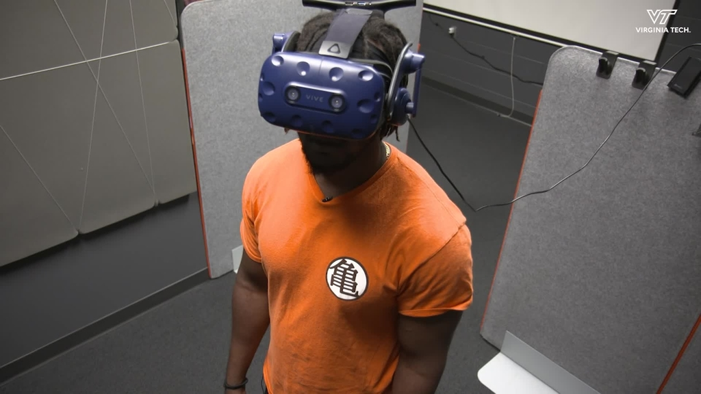 Senior uses personal experience to develop virtual look into sleep paralysis