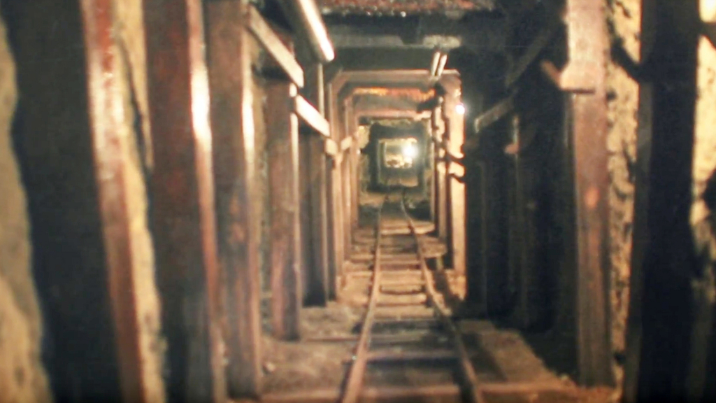 Tunnel Vision:  Immersive technology brings the tunnels of Vauquois, France to Blacksburg