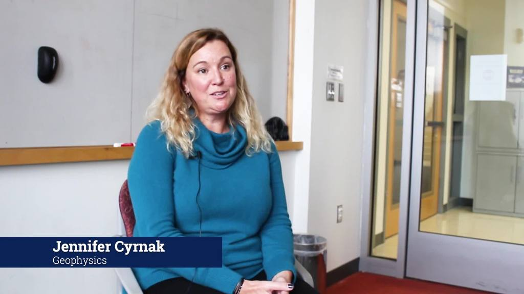 What's your science? - Jennifer Cyrnak