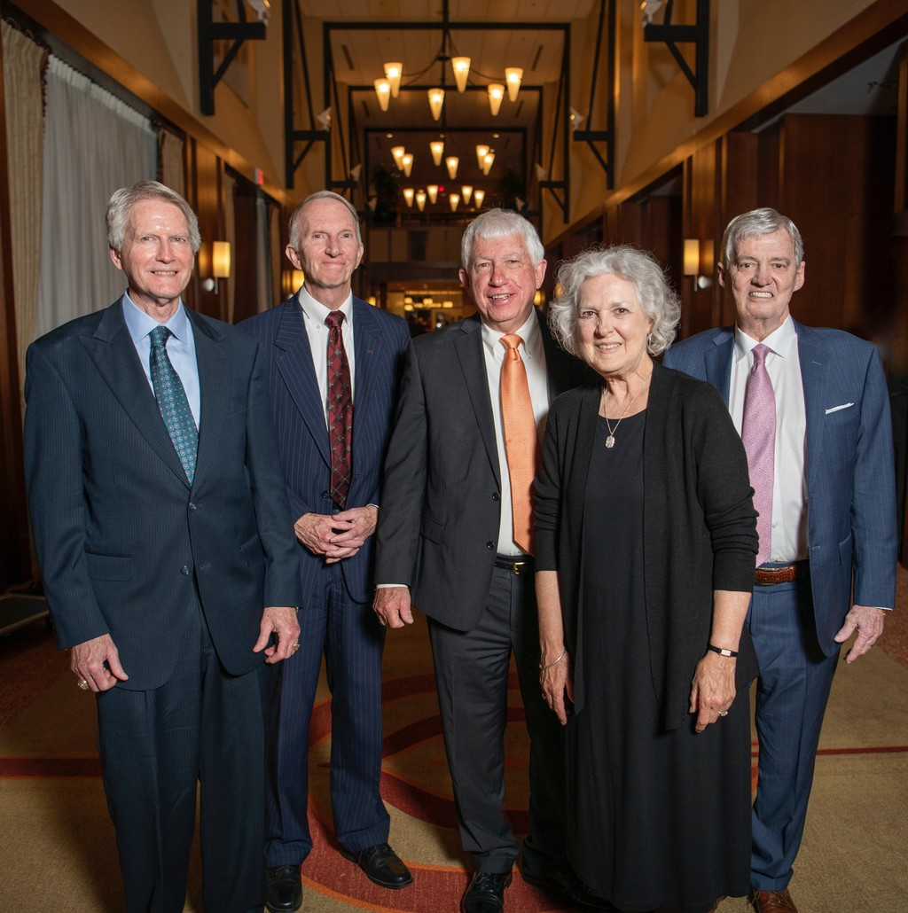 Virginia Tech Class of 1969 members awarded for decades of service