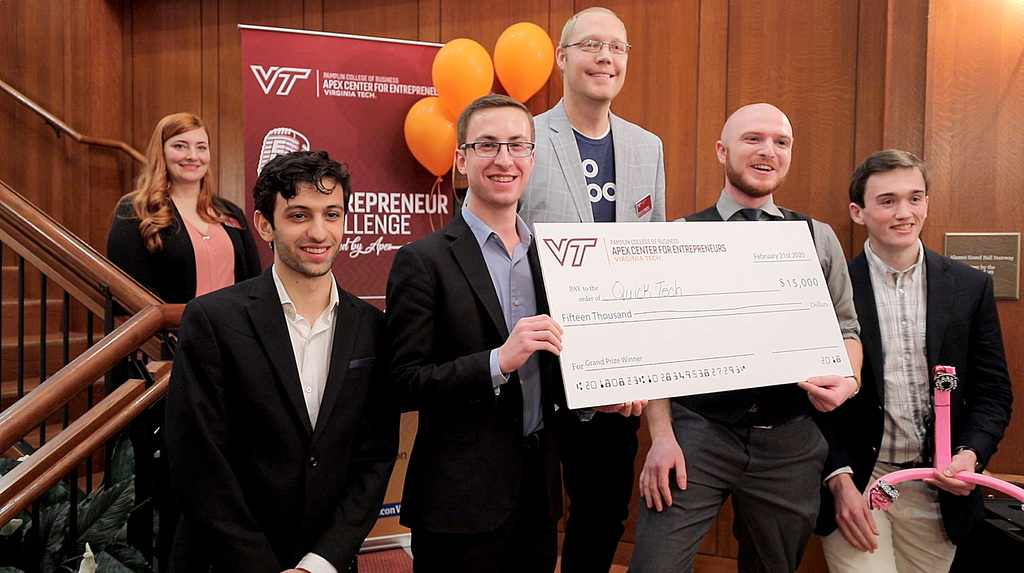 2020 Virginia Tech Entrepreneur Challenge
