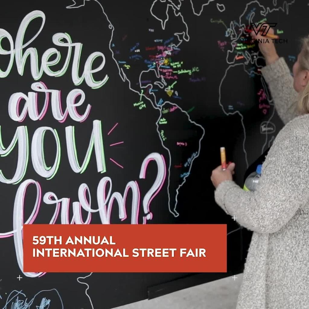 International Street Fair 2018