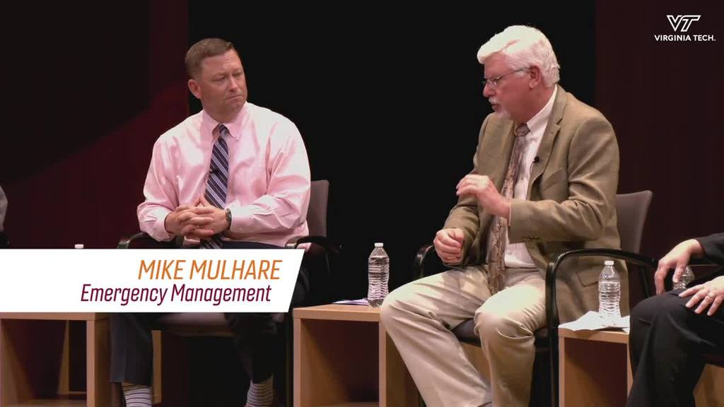 June 15 Town Hall: Mike Mulhare on Covid testing for unvaccinated students and employees