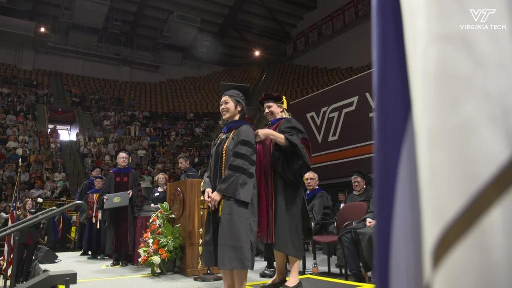 2019 Spring Graduate Commencement