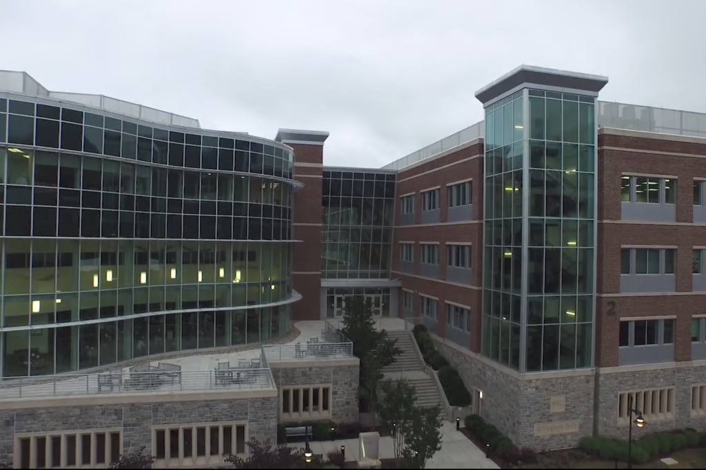 A historic gift: Fralin Biomedical Research Institute at VTC