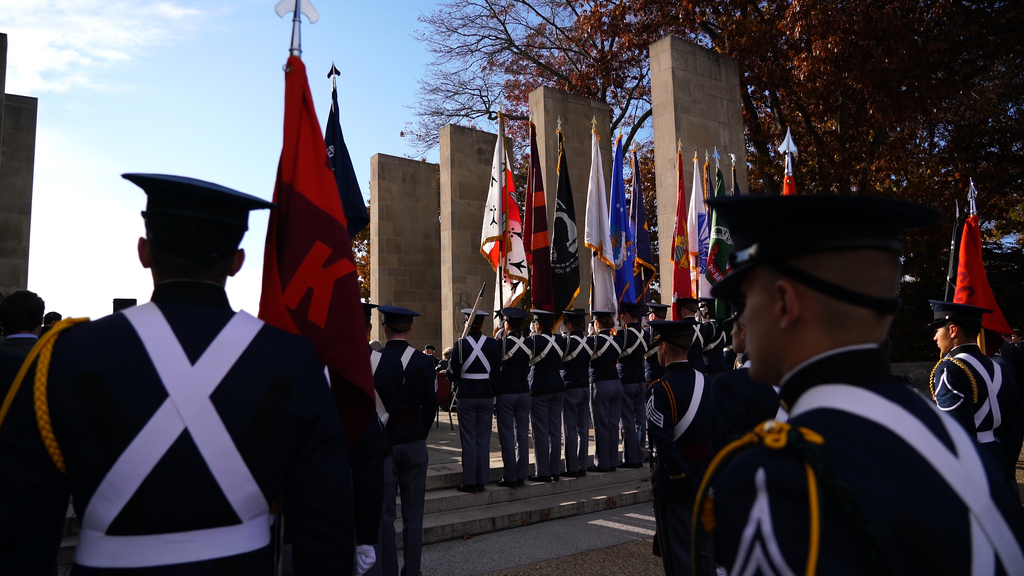 Six alumni honored with addition to War Memorial Pylons