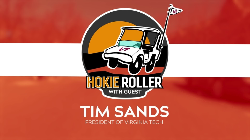 Hokie Roller - President Sands