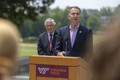 Virginia Gov. Northam announces over 100 million dollars in support of higher education financial aid