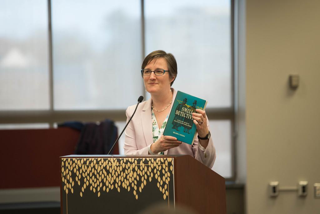 VT Authors ceremony celebrates university authors