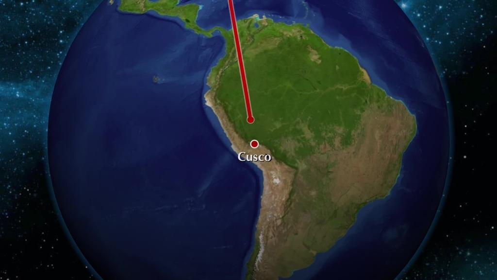 Students study abroad in Peru