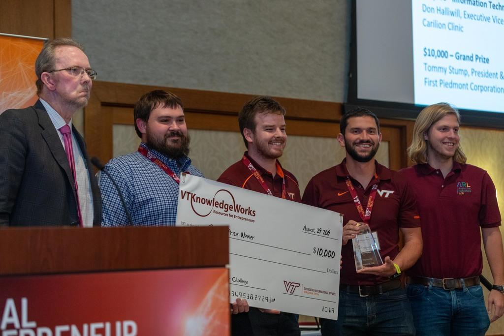 Virginia Tech hosts Global Entrepreneur Challenge for 10th year