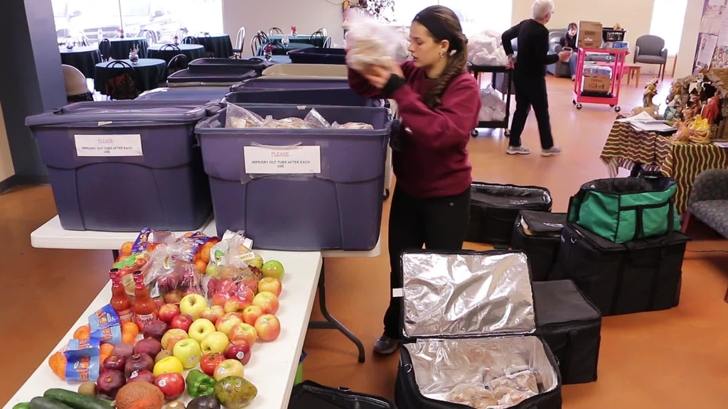 Campus Kitchen combats hunger in the New River Valley