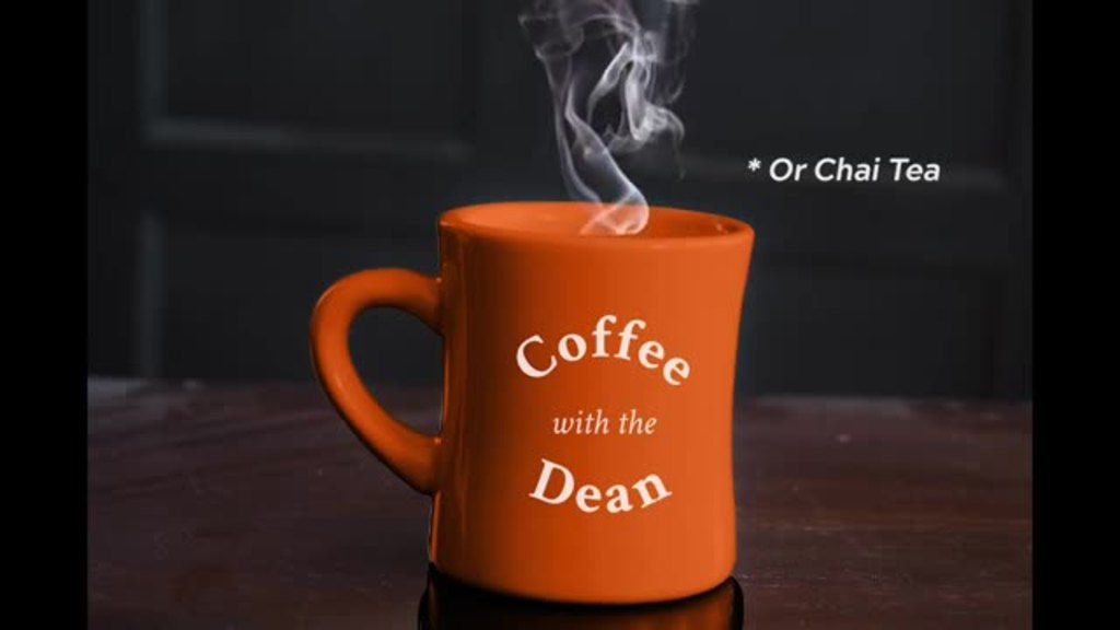 Coffee with the Dean: Nikki Giovanni