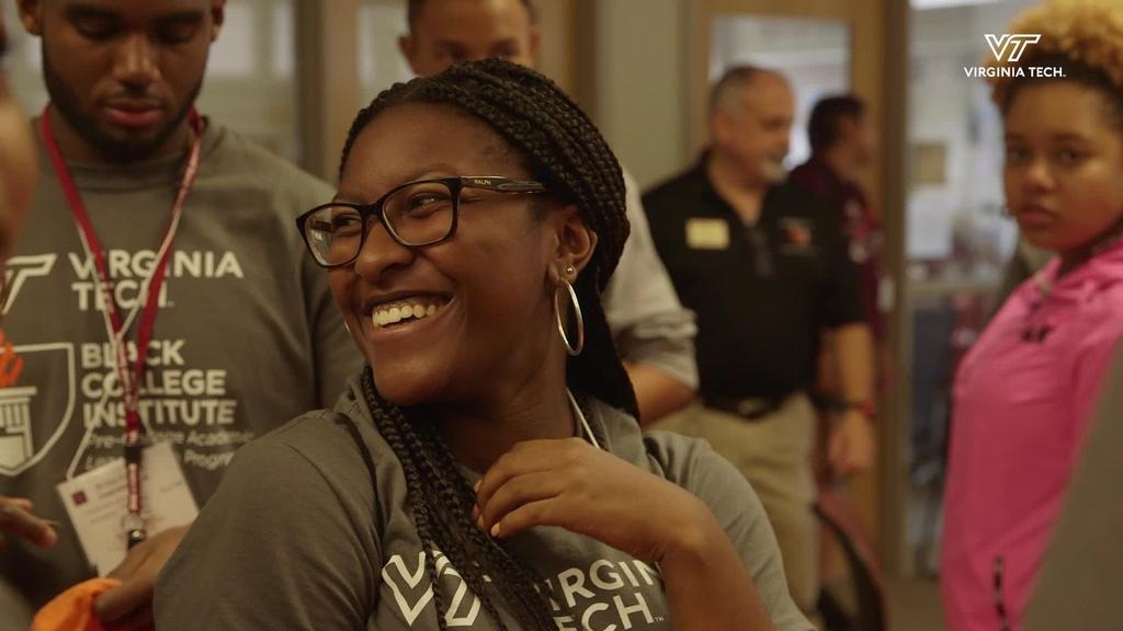 Recap of the Black College Institute at Virginia Tech - 2018