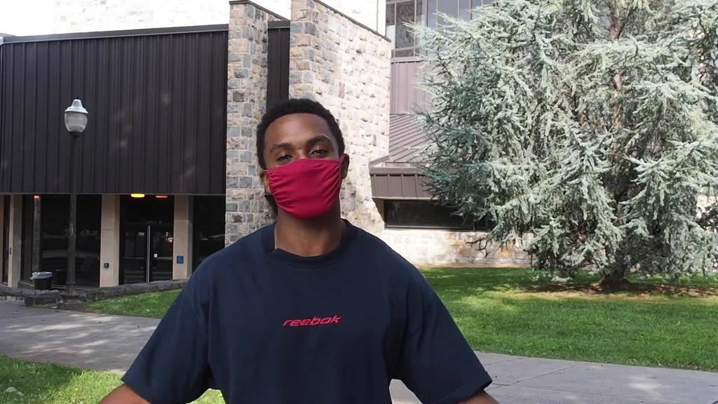 Why I wear a mask