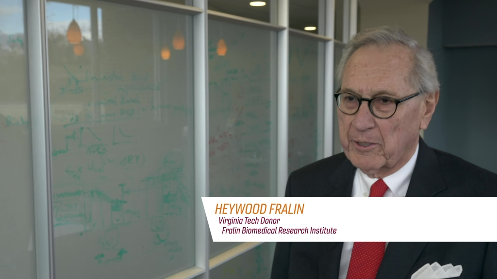 Fralin Biomedical Research Institute at VTC: Heywood Fralin