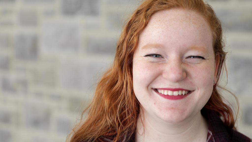 Meet a Hokie: Liv Wisnewski