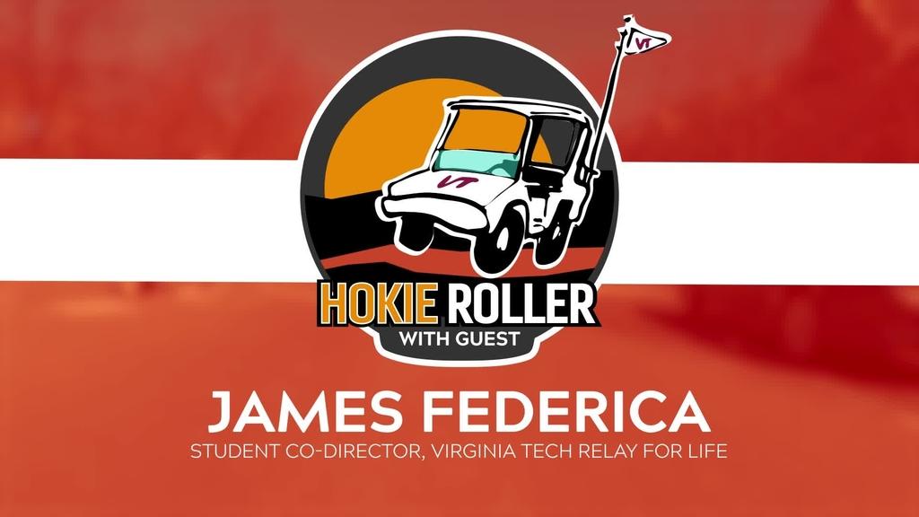 Hokie Roller - James Federica