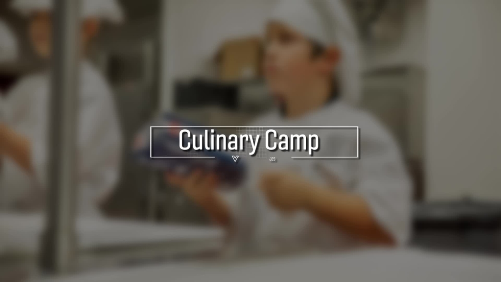 Culinary Camp opens the world of haute – and hot – cuisine to young chefs