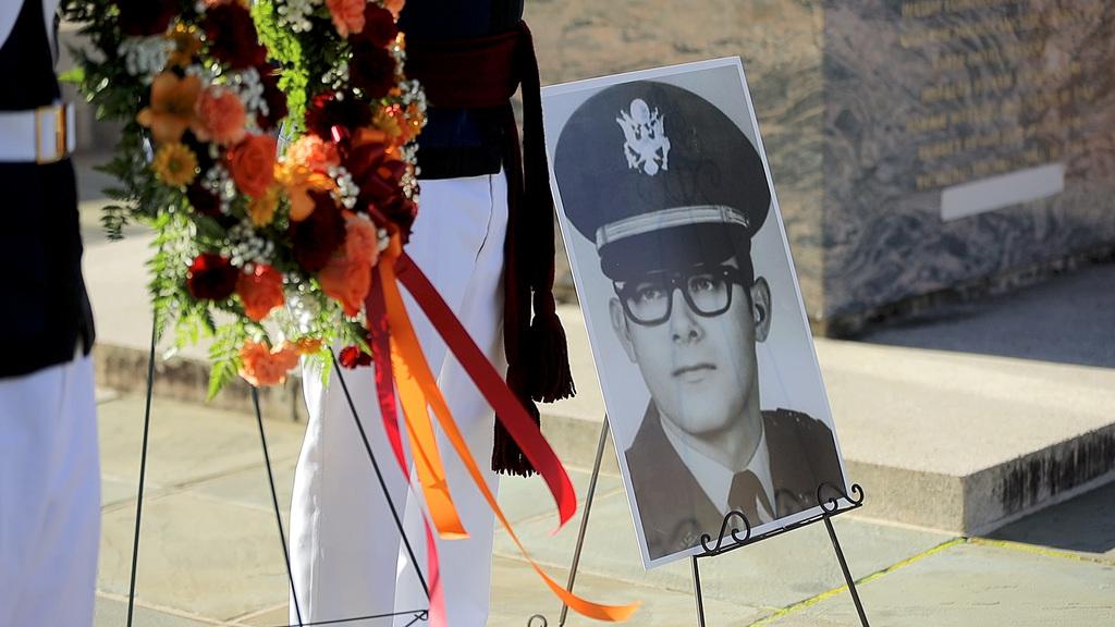 Cenotaph Ceremony recognizes alum's ultimate sacrifice