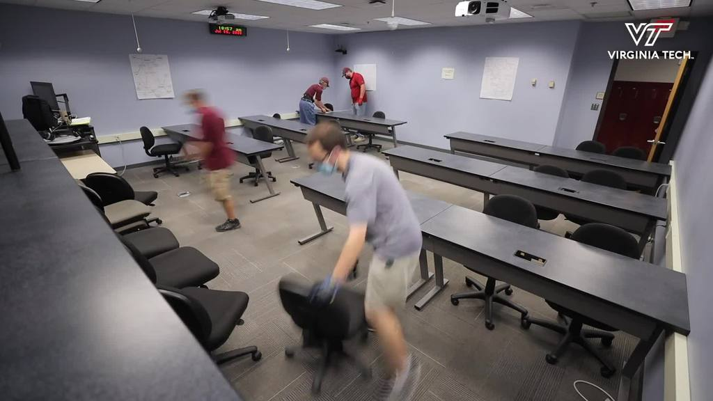 Preparations underway for fall semester