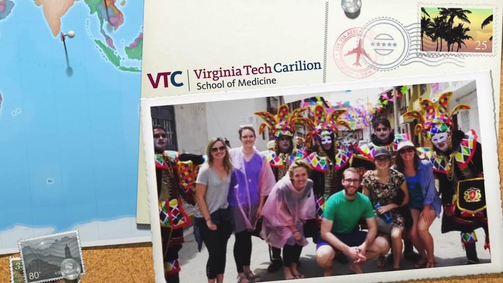 International rotations at VTC