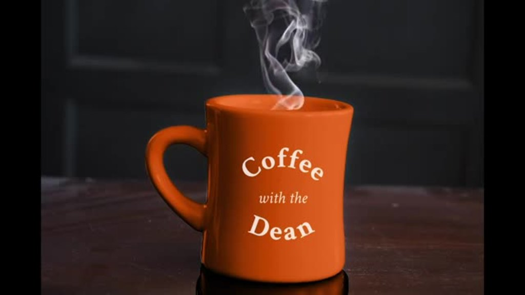 Coffee with the Dean: Bill Roth