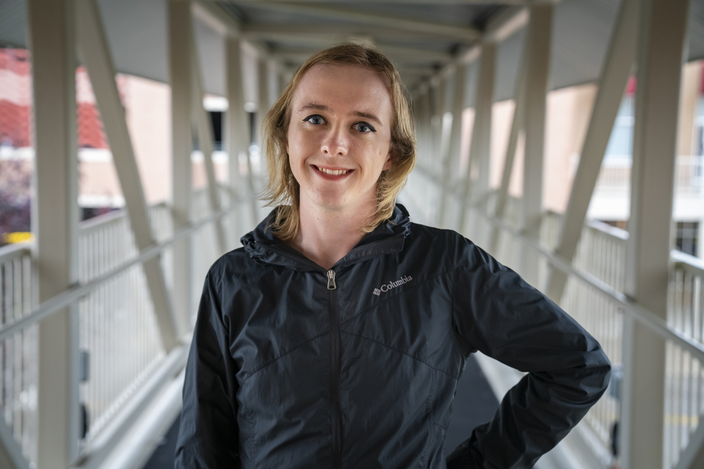 Meet a Hokie: Sabrina Sturgeon