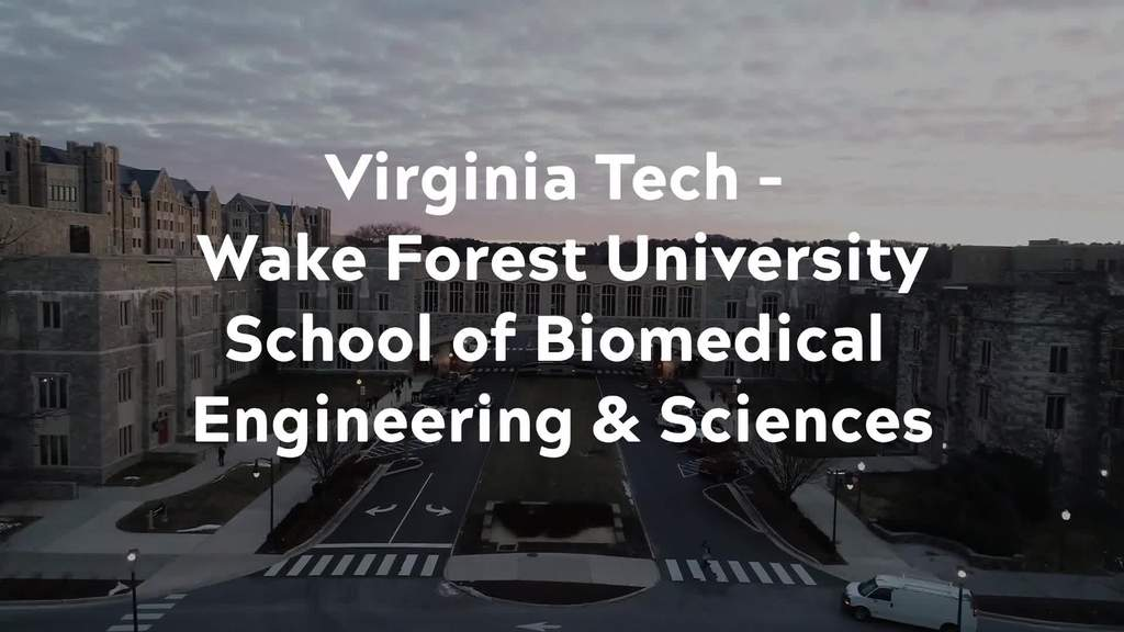 The Virginia Tech SBES program is preparing graduate students for an ever-changing medical industry