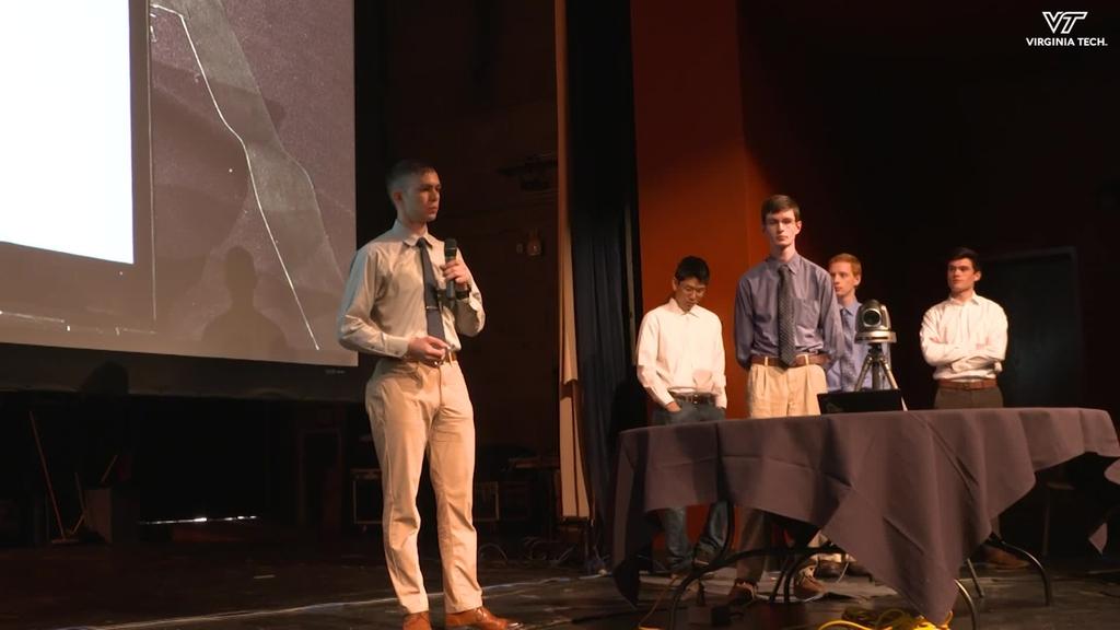 Virginia Tech Blockchain Challenge