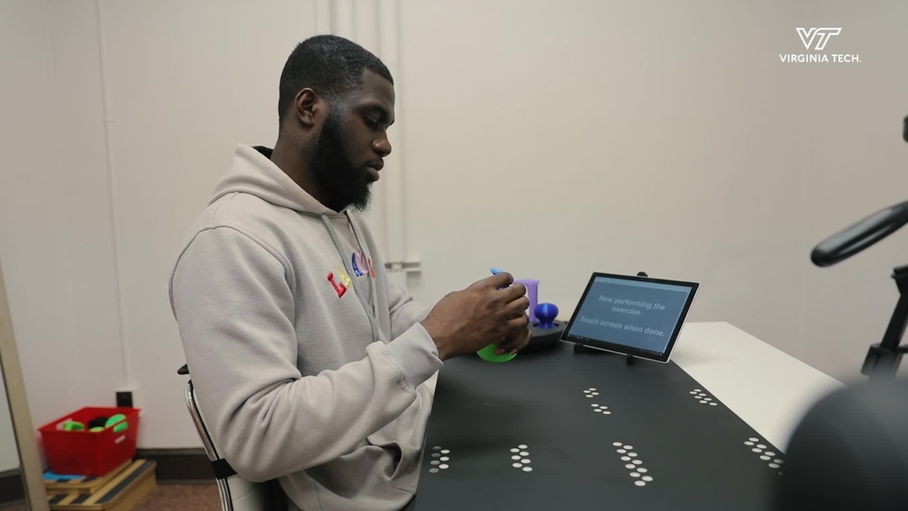 Developing interactive systems for home-based stroke rehabilitation.